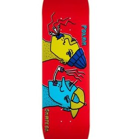 POLAR POLAR SMOKING HEADS DECK 8.00