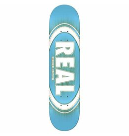 REAL REAL OVAL BURST FADE PP 8.5 DECK