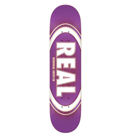 REAL REAL OVAL BURST FADE PP 8.25 DECK