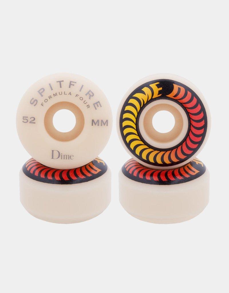 SPITFIRE SPITFIRE DIME F4 CLASSICS 52MM WHEELS