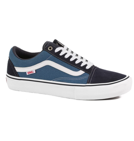 VANS VANS OLD SKOOL PRO NAVY STV WHITE