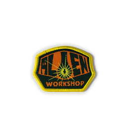ALIEN WORKSHOP ALIEN WORKSHOP LOGO PATCH