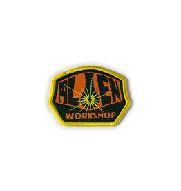 ALIEN WORKSHOP ALIEN WORKSHOP LOGO PATCH