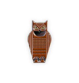 HABITAT HABITAT GREAT HORNED OWL PIN