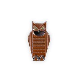 HABITAT HABITAT GREAT HORNED OWL PIN