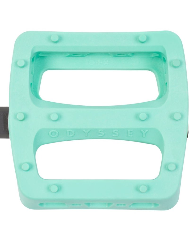 ODYSSEY PEDALS ODY MX TWISTED PRO PC 9/16 TOOTHPASTE