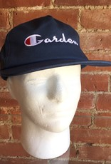 GARDEN GARDEN CHOICE EMBROIDERED SNAPBACK CAP NAVY