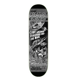 CREATURE CREATURE LOCKWOOD TABLOID 8.2 DECK