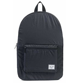 HERSCHEL HERSCHEL PACKABLE DAY PACK BLACK