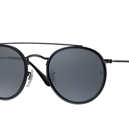 RAY BAN RAY BAN RB3647 BLACK W/GREY