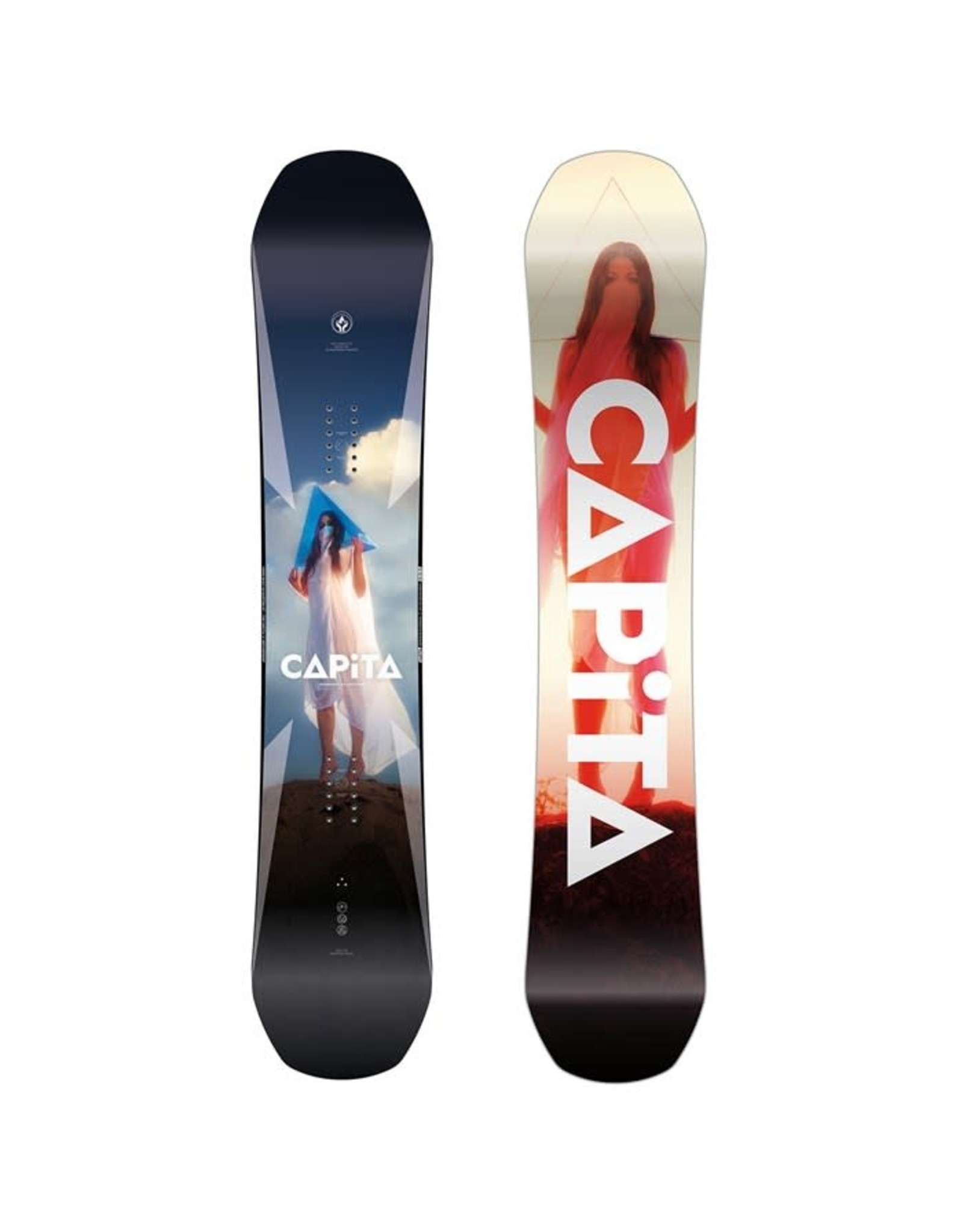 CAPITA CAPITA 2020 DEFENDERS OF AWESOME SNOWBOARD
