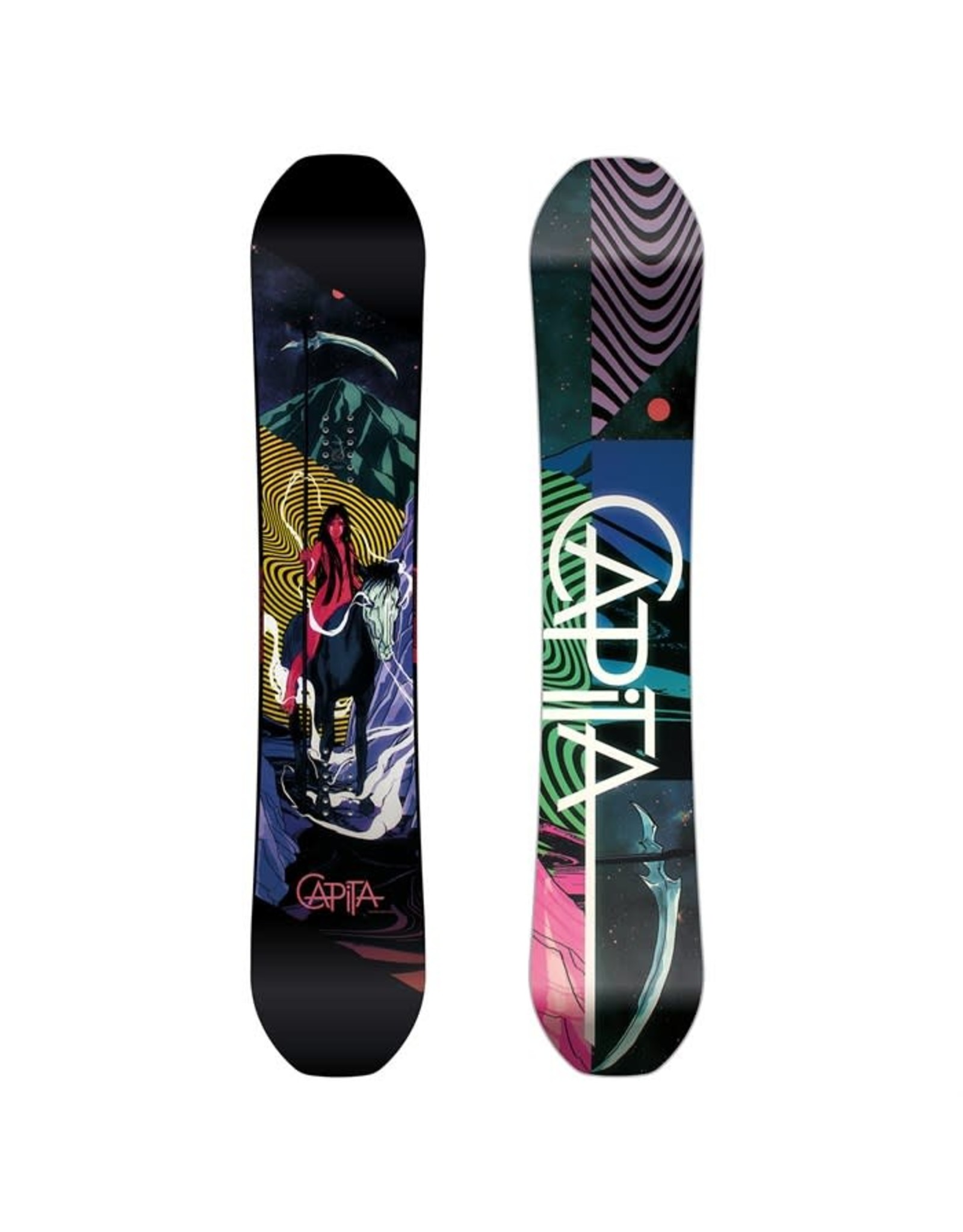 CAPITA CAPITA 2020 INDOOR SURVIVAL SNOWBOARD