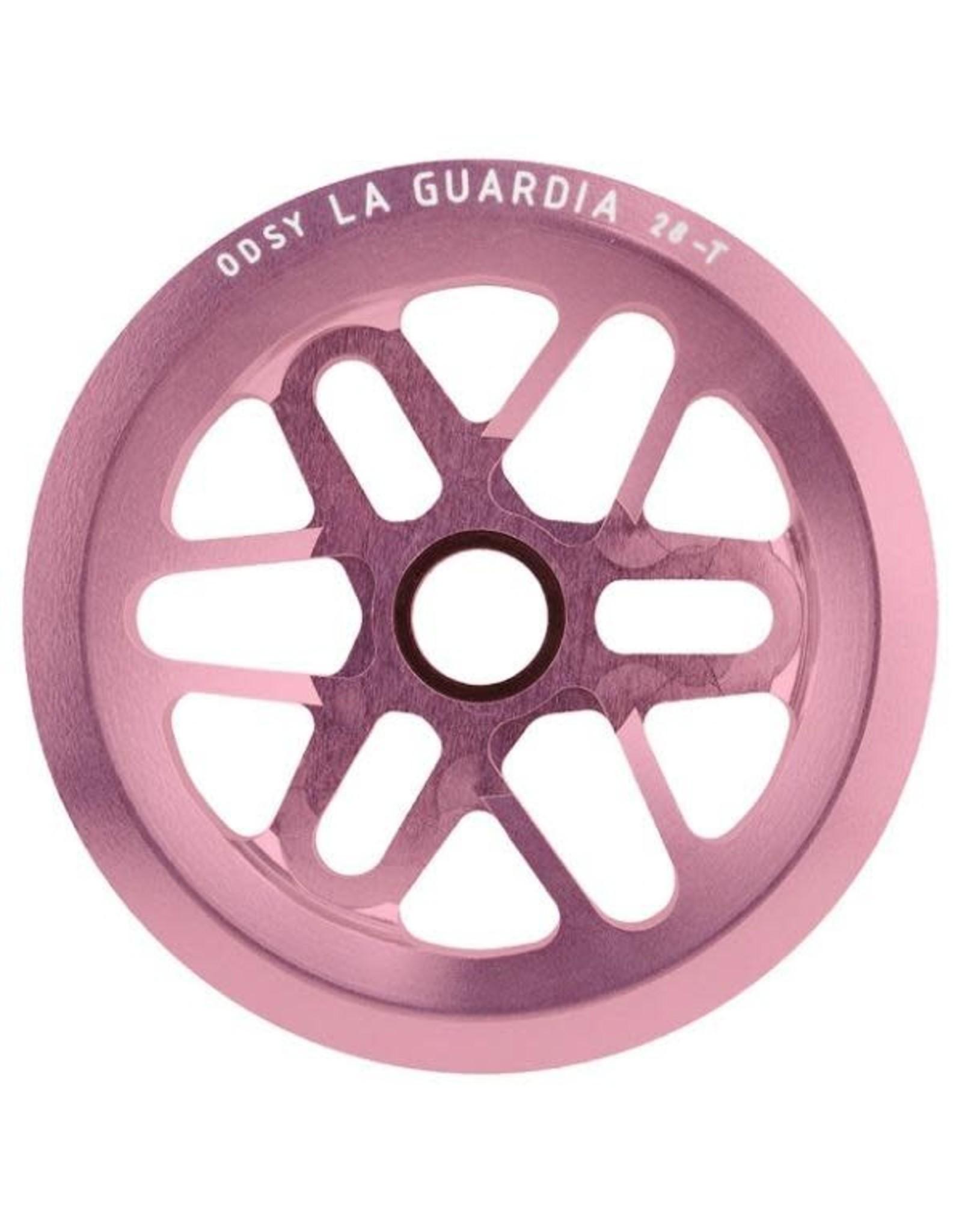 ODYSSEY ODYSSEY LA GUARDIA SPROCKET 25-T PALE PINK
