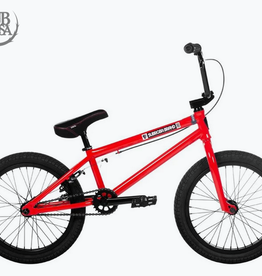 "SUBROSA SUBROSA 2020 TIRO 18"" GLOSS RED BIKE"