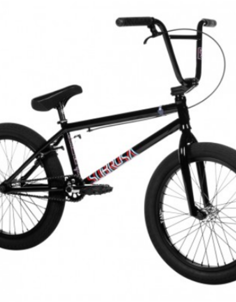 "SUBROSA SUBROSA 2020 SALVADOR GLOSS BLACK 20.5"" BIKE"
