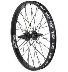 RANT RANT PARTY ON V2 REAR CASSETTE WHEEL 36H 9T BLACK RHD