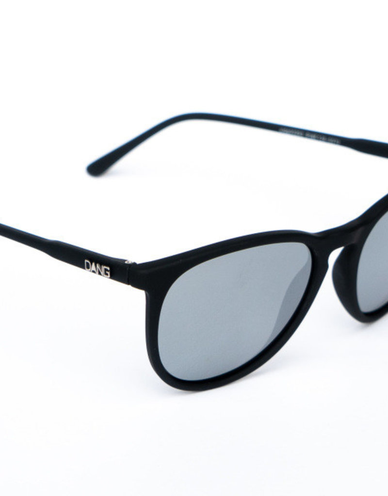 DANG SHADES DANG SHADES FENTON ST BLACK X CHROME POLARIZED