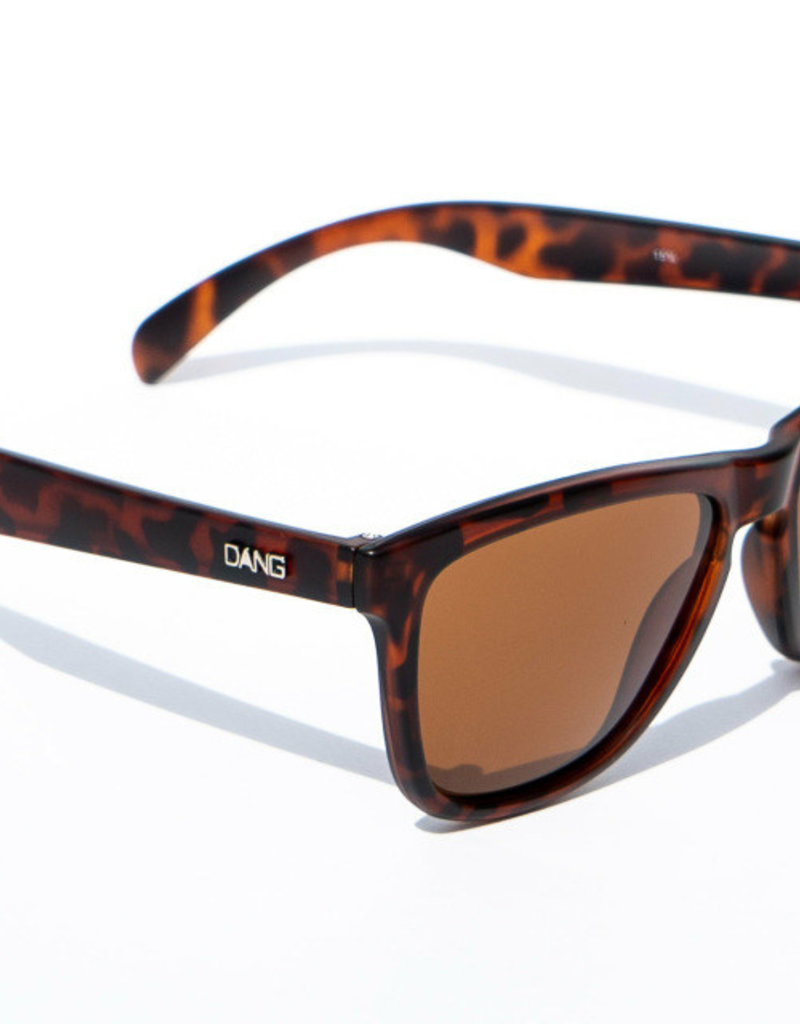 DANG SHADES DANG SHADES OG PREMIUM FROST TORT X AMBER POLARIZED