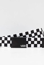 VANS VANS DEPPSTER II BELT BLACK WHITE CHECKERBOARD