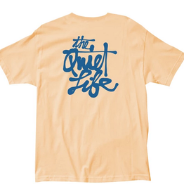 THE QUIET LIFE QUIET LIFE CODY SCRIPT TEE SHIRT