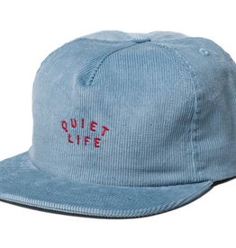 THE QUIET LIFE THE QUIET LIFE STANDARD RELAXED BLUE CORD SNAPCAP