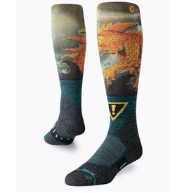 STANCE STANCE LIZARD LOU SNOW SOCK MENS LARGE
