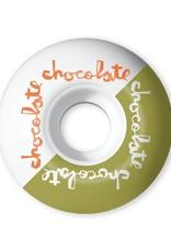 CHOCOLATE CHOCOLATE SPLIT CONICAL WHEEL 54