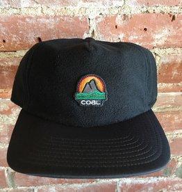 COAL COAL NORTH FLEECE CAP BLACK