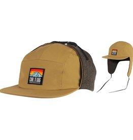 COAL COAL 686 PARADISE CAP GOLDEN BROWN
