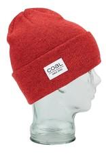 COAL COAL STANDARD BEANIE RED MARL