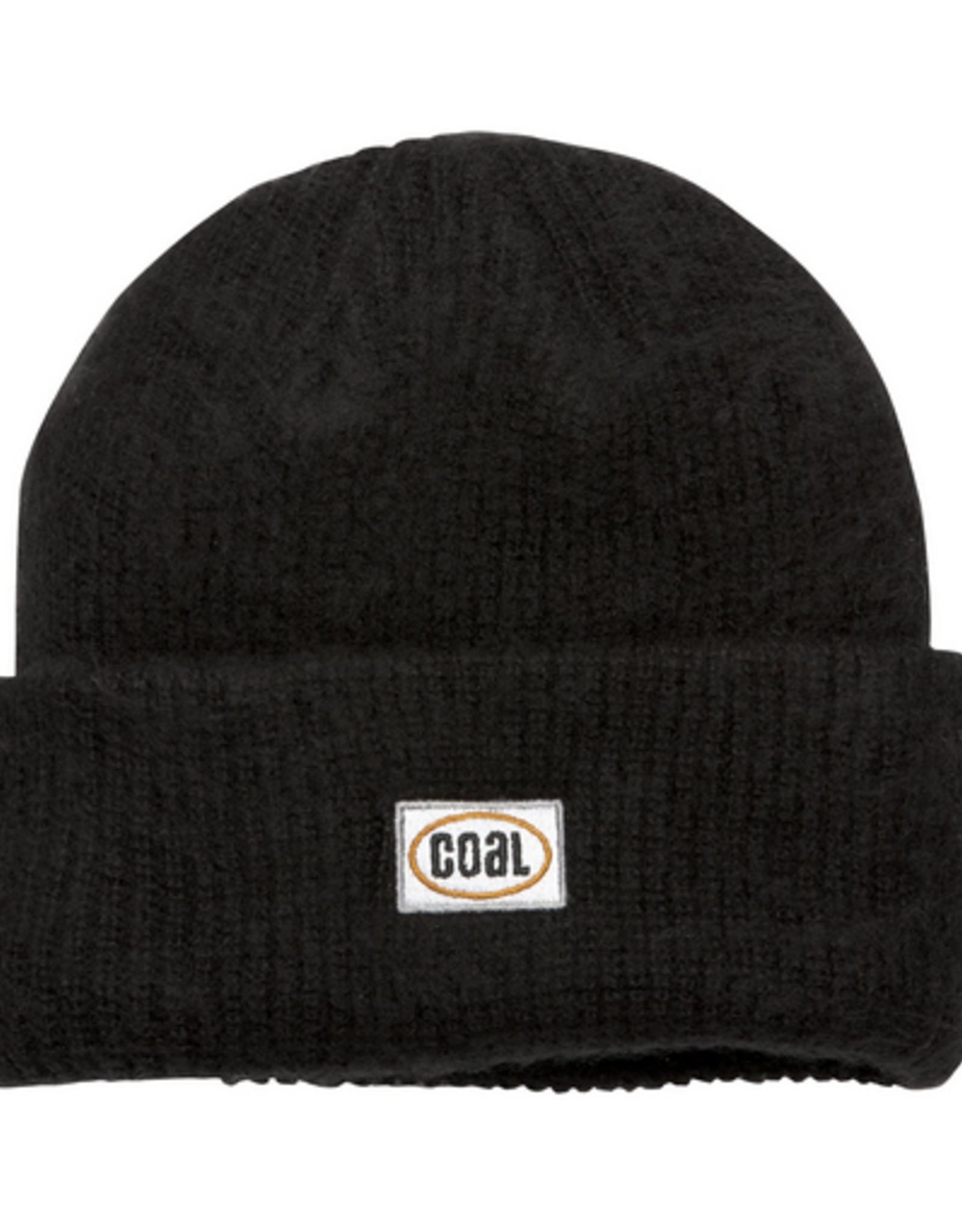 COAL COAL EARL BEANIE BLACK