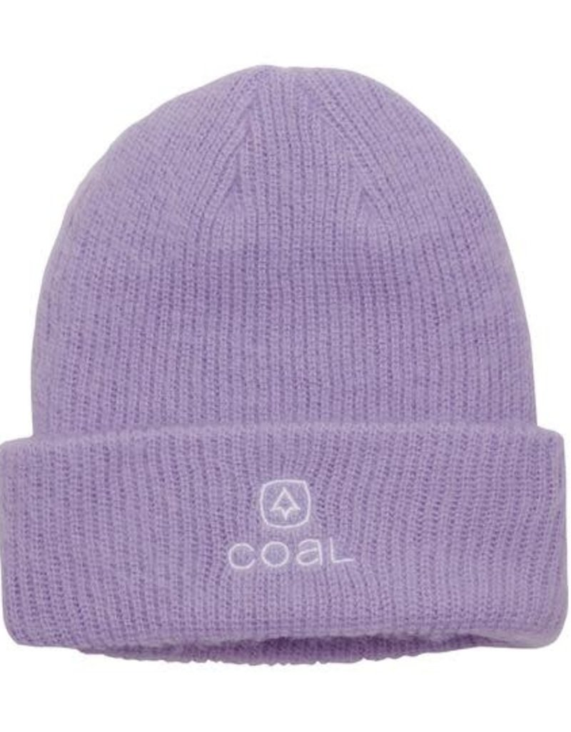 COAL COAL MORGAN BEANIE LILAC