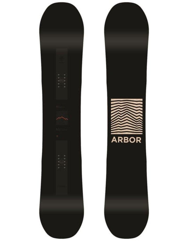 ARBOR ARBOR 2020 FORMULA CAMBER SNOWBOARD