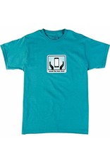 ALIEN WORKSHOP ALIEN WORKSHOP EXALT GEN TEE XL SEAFOAM