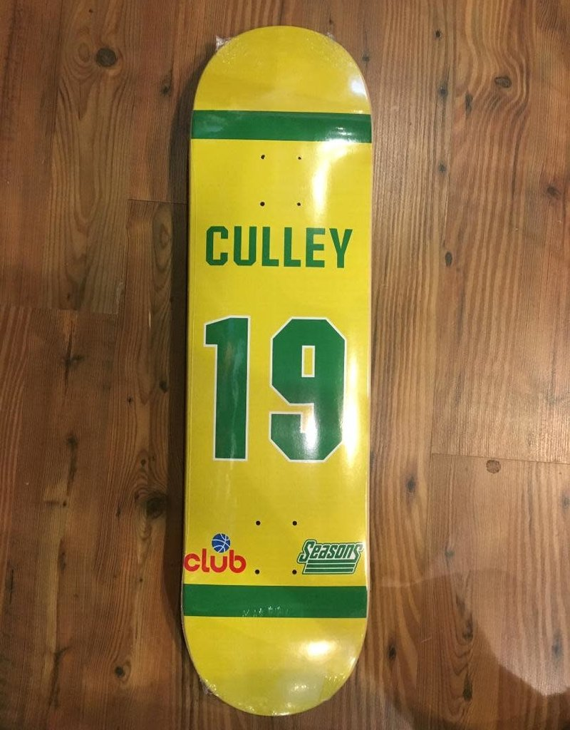 CLUB CLUB TREVOR CULLEY JERSEY 8.12 DECK