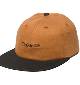 THE QUIET LIFE THE QUIET LIFE SERIF POLO HAT