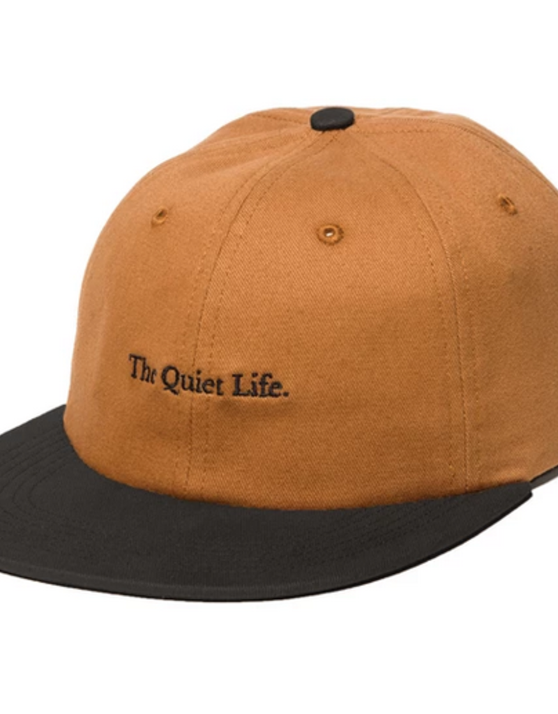 THE QUIET LIFE THE QUIET LIFE SERIF POLO HAT