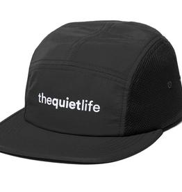 THE QUIET LIFE THE QUIET LIFE RUNNER 5 PANEL CAP BLACK