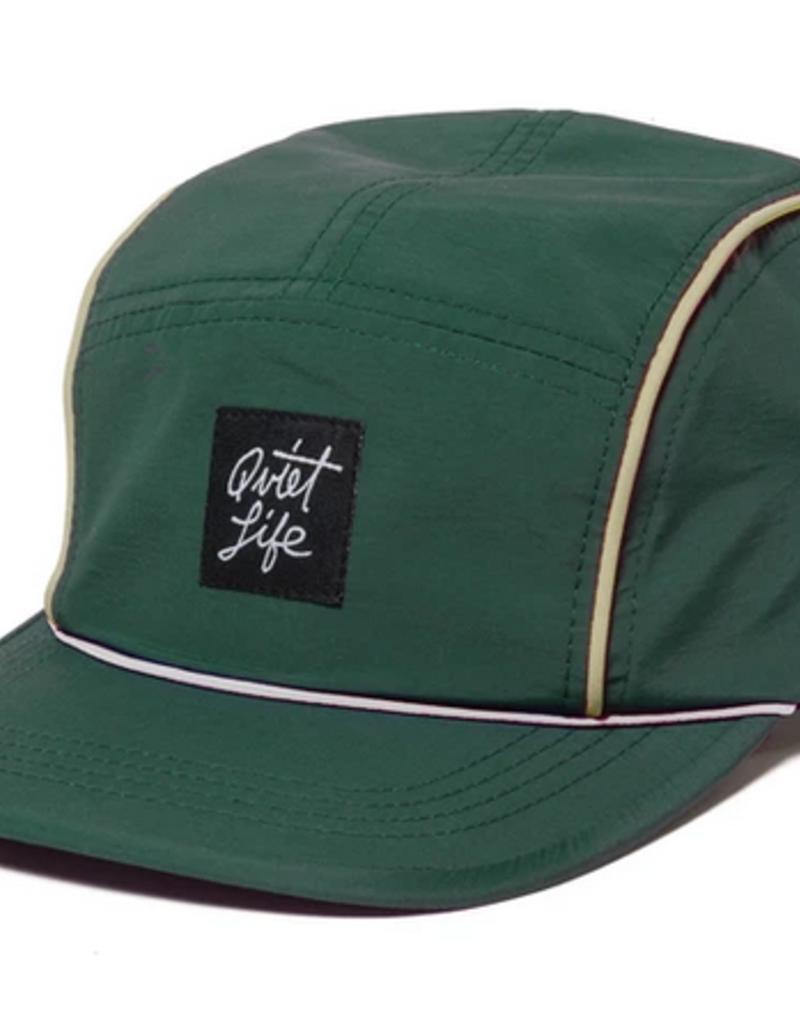 THE QUIET LIFE THE QUIET LIFE BELMONT 5 PANEL CAP GREEN