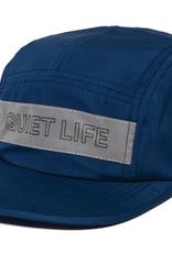 THE QUIET LIFE THE QUIET LIFE REFLECTIVE 5 PANEL CAP NAVY