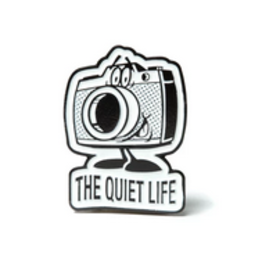 THE QUIET LIFE THE QUIET LIFE CAMERA PIN