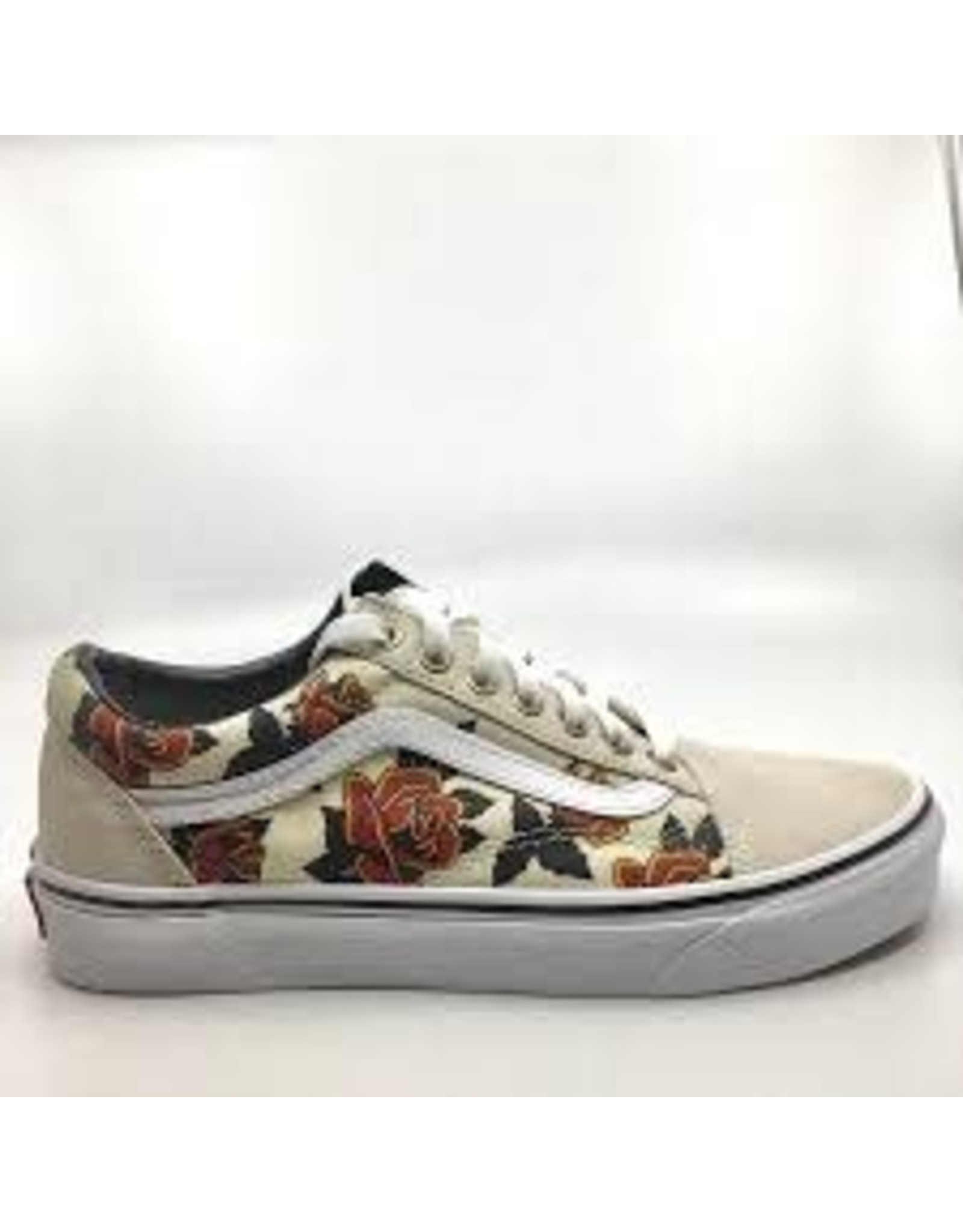 VANS VANS OLD SKOOL MARY RAND TURTLED ROSES