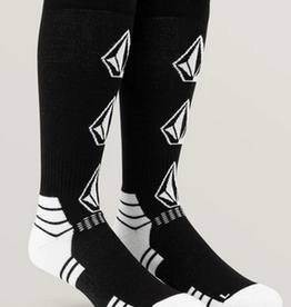 VOLCOM VOLCOM SYNTH MENS SNOW SOCK BLACK