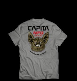 CAPITA CAPITA PATHFINDER TEE GREY