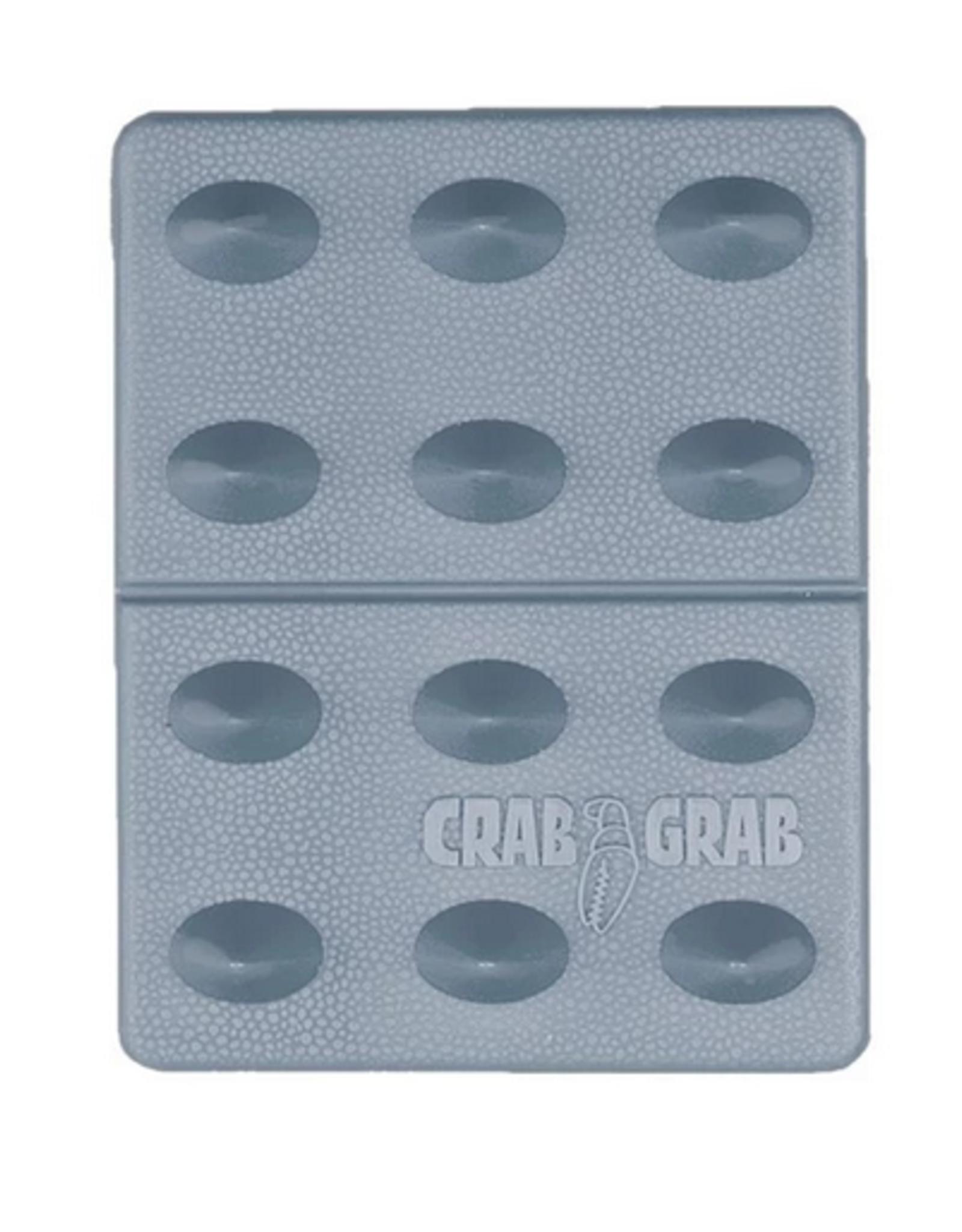 CRAB GRAB CRAB GRAB MINI SHARK TEETH TRACTION STOMP PAD CLEAR