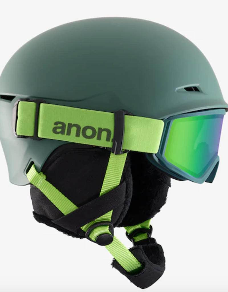 ANON ANON KIDS DEFINE SNOW HELMET