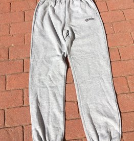 GARDEN GARDEN EMBROIDERED BUBBLE LOGO SWEATPANTS