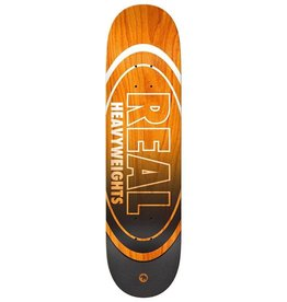 REAL REAL HEAVYWEIGHT ORANGE DECK 8.25