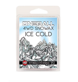 ONE BALL JAY ONE BALL JAY 4WD SNOWAX 165G ICE COLD