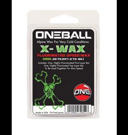 ONE BALL JAY ONE BALL JAY X-WAX FLOURINATED SPEED WAX COOL
